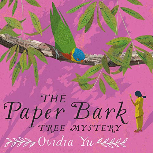 The Paper Bark Tree Mystery audiobook cover art