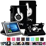 NAUC Tablet Case for Odys ACE 10 Protective Case Universal