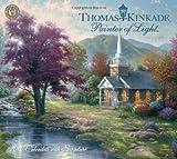Thomas Kinkade Painter of Light with Scripture: 2010 Wall Calendar