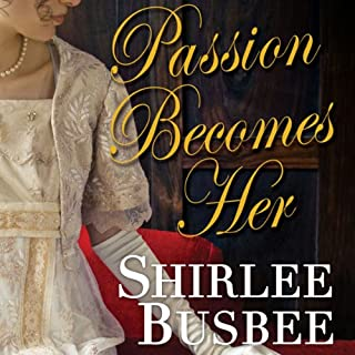 Passion Becomes Her audiobook cover art