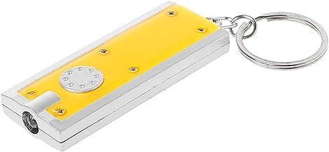 PENG Mini-zaklamp, superhelder, LED, kunststof, uniek, met sleutelhanger