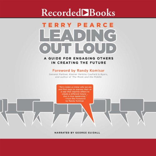 Leading Out Loud audiobook cover art