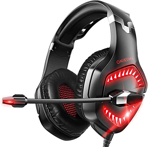 Gaming Headset for PS5, PS4, Xbo...