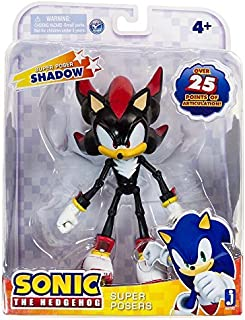 Sonic 20th Anniversary Super Posers Shadow Over 25 Points of Articulation by Sonic