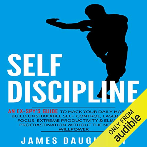 Couverture de Self-Discipline