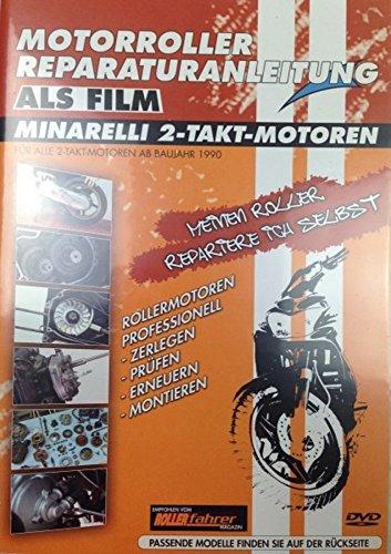 Roller Scholz DVD Motorroller Reparaturanleitung Minarelli 2T Motor