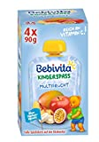 Bebivita Multifrucht, 4er Pack ( 4 x 4 x 90g)