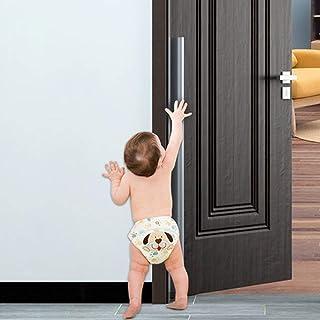 ドアへの指挟み防止器具 隙間カバー ドア 赤ちゃん ベビー 子供 手 指 はさみ 挟み ガード 防止 安全対策 (17cm ×120cm)