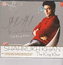 The King Khan - Shah Rukh Khan [Mp3 ] Super Hits of Hindi Film 50 Songs