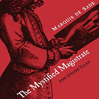 The Mystified Magistrate cover art