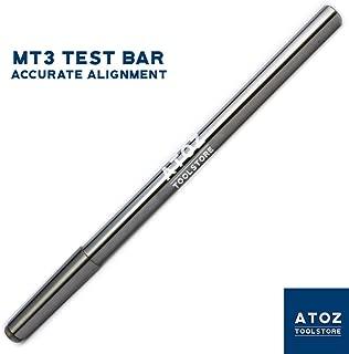 3MT Lathe Alignment Test Bar Mandrel MT3 335mm morse taper 3 align lathe
