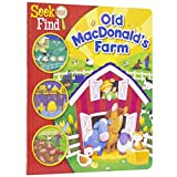 Old MacDonald's Farm - Seek and Find Activity Book