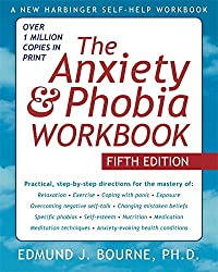 One of the classic books on the subject of anxiety. This book has been recommended by psychiatrists and psychologists for years.