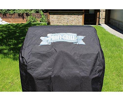 Barbecue professionnel Housse Protectrice pour barbecue BBQ Barbecue au, Coque pour barbecue 75x24/52x100 noir
