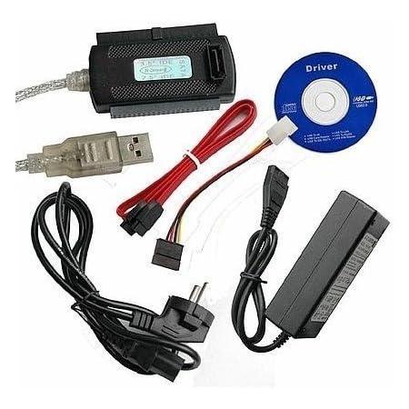 Usb 2 0 Zu 2 5 3 5 Ide Sata Adapter Kabel Computer Zubehör