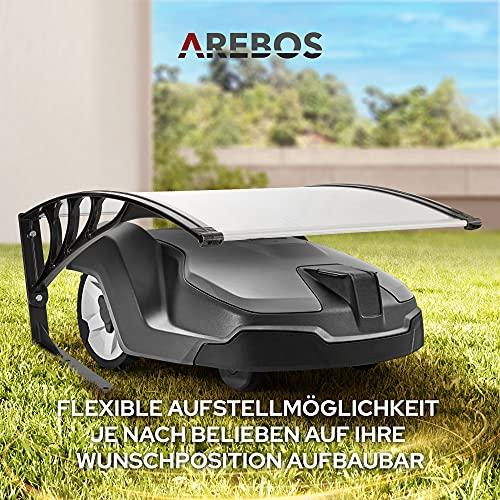 Arebos Mähroboter Garage - 4
