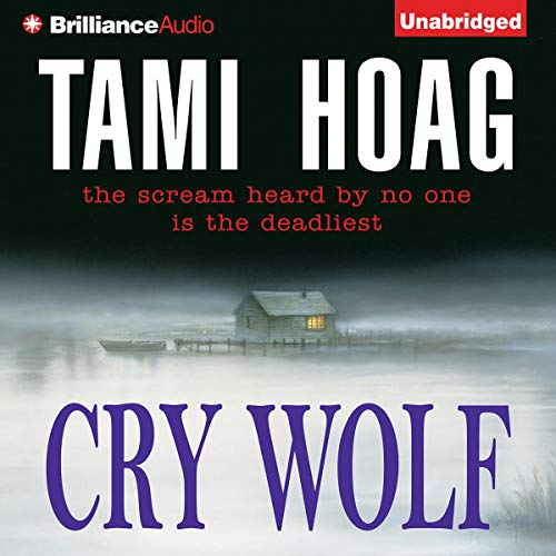 Cry Wolf  By  cover art