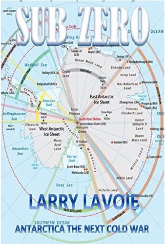 Sub Zero: A Scott Tanner Novel (Scott Tanner series Book 2) (English Edition)