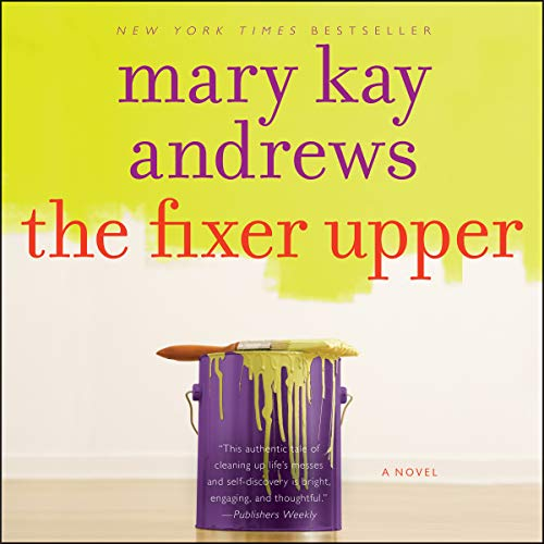 The Fixer Upper audiobook cover art