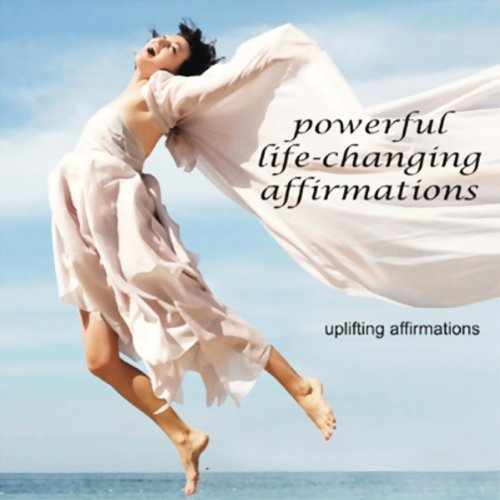 Uplifting Affirmations audiobook cover art