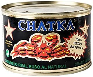 Granchio Chatka 220g (185g) 100% carne di coscia
