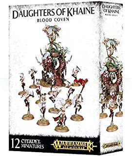 Games Workshop Warhammer AOS Daughters of Khaine Blood Coven
