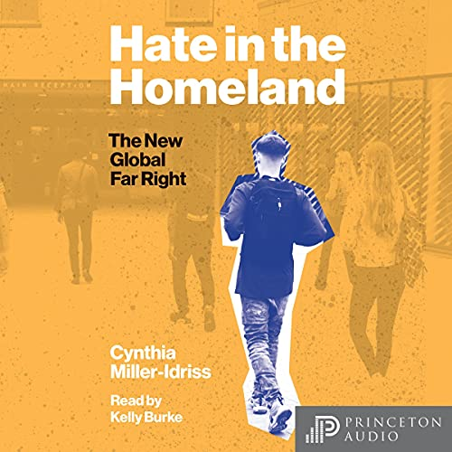 Hate in the Homeland cover art