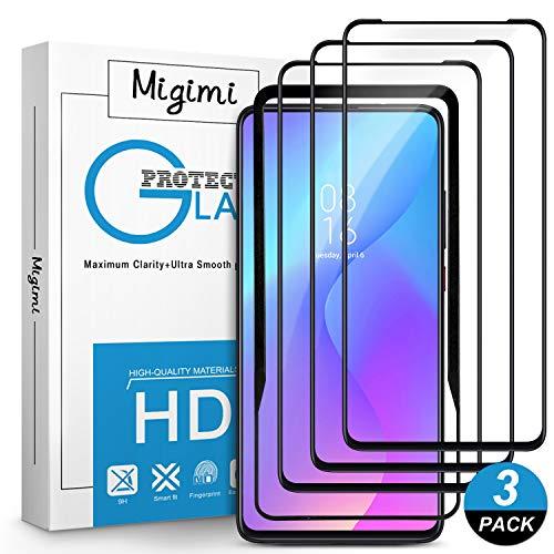 pas cher un bon Verre trempé Migimi pour Xiaomi Mi 9T / Mi 9T Pro / Redmi K20 [Lot de 3], Film anti-rayures de dureté 9H…