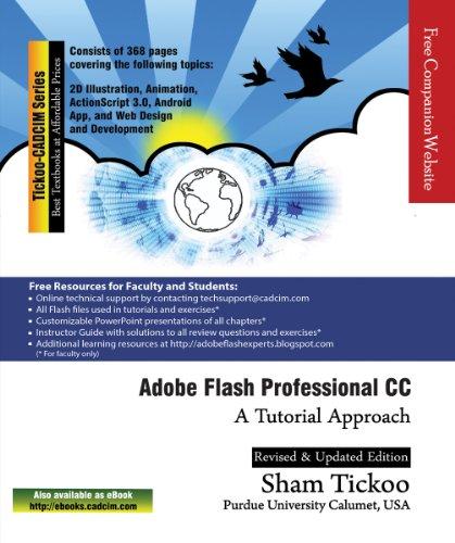 Adobe Flash Professional CC: A Tutorial Approach (English Edition)