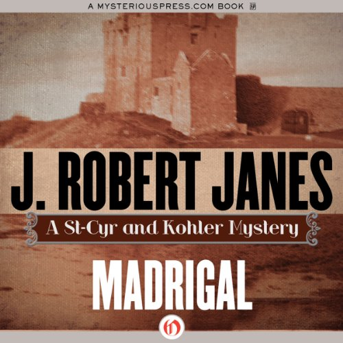 Madrigal                   By:                                                                                                                                 J. Robert Janes                               Narrated by:                                                                                                                                 Jean Brassard                      Length: 11 hrs     4 ratings     Overall 4.5