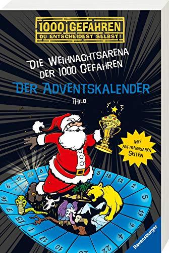 Der Adventskalender - Die Weihnachtsarena der 1000 Gefahren