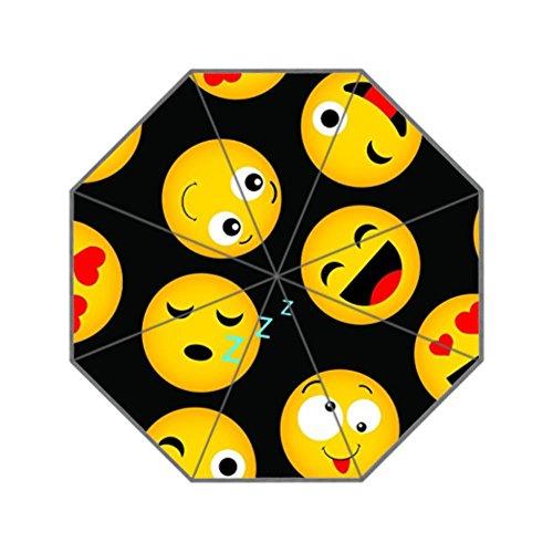 LiFei Business Emoji UV da uomo ombrello Custom Umbrella Senior Custom