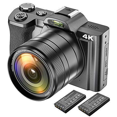Aabeloy -  4K Digitalkamera