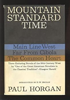 Mountain Standard Time 0374215685 Book Cover