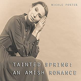 Tainted Spring audiobook cover art