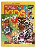 National Geographic Kids Sammelmagazin N.º 7/2019 - Póster de aprendizaje y aventura