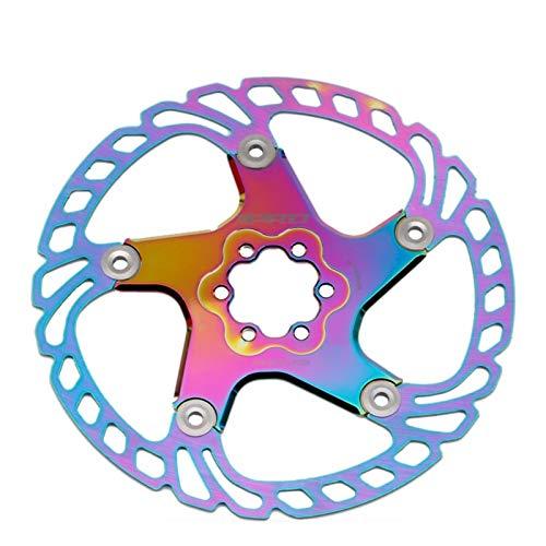 HAIHAOYF Colorido Bicicletas refrigeración de los Frenos de Disco Flotante de Hielo...