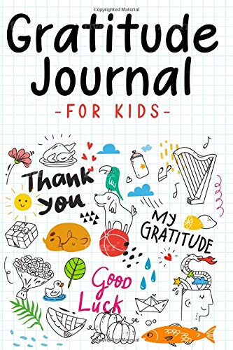 Gratitude Journal for Kids: Children happiness notebook (Stocking Stuffer Gift Ideas)