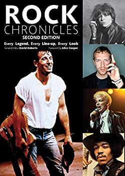 Paperback Rock Chronicles: Every Legend, Every Line-Up, Every Look Book