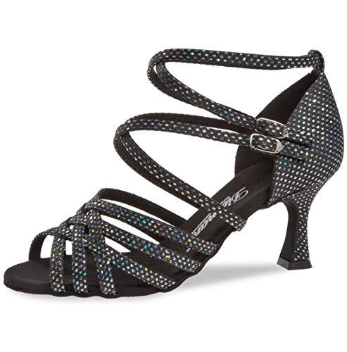 Diamant Damen Tanzschuhe 108-087-183 - Größe: UK 5
