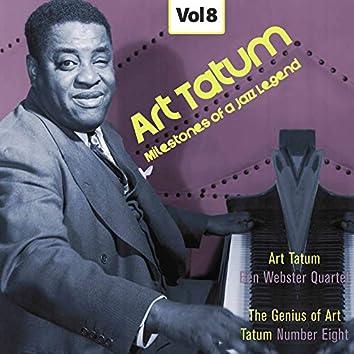 Milestones of a Jazz Legend - Art Tatum, Vol. 8
