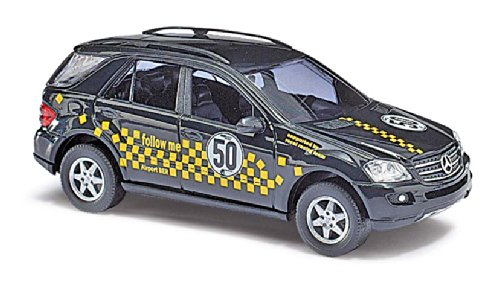 Busch Voitures - BUV49815 - Modélisme - Mercedes-Benz - Royal Racing Team - Follow Me - 2005