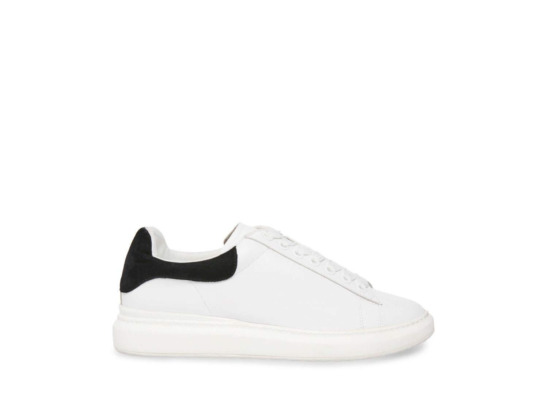 Steve Madden Frosted Sneaker White