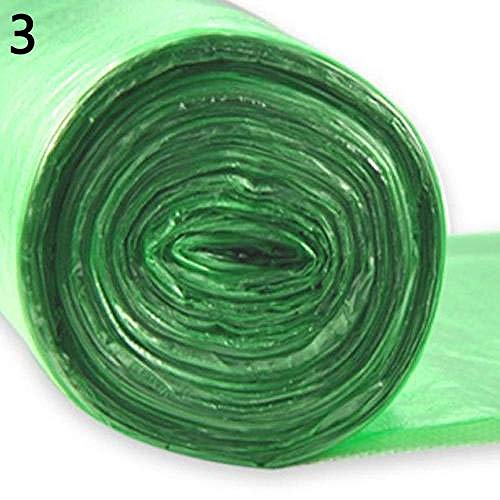 ZZBMKJ Dispensador De Bolsas De Basura Biodegradables De 50 Piezas En Contenedores De Basura Bolsas De Basura Bolsa De Almacenamiento De Estilo Chaleco para Bolsas De Basura Domésticas En