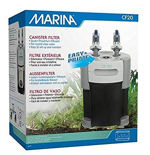 Marina CF20 Canister Filter for Aquariums
