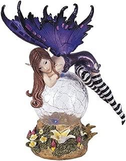 crystal fairies figurines