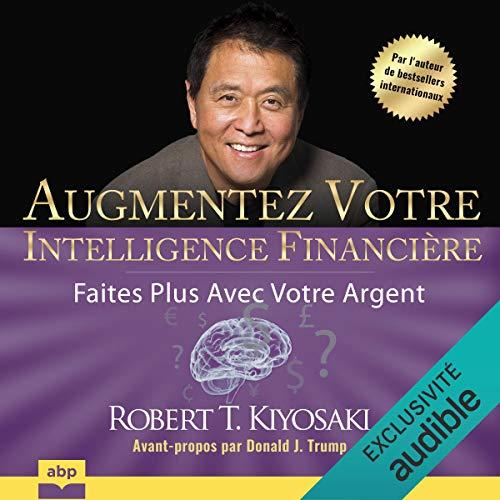 Couverture de Augmentez votre intelligence financière