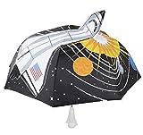 Rhode Island Novelty 30 Inch Child fts Space Ship Umbrella