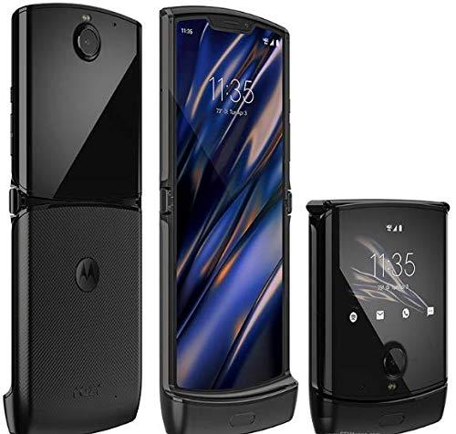 Motorola Razr 2019 XT2000-1 128GB Verizon - Noir Black (Renewed)