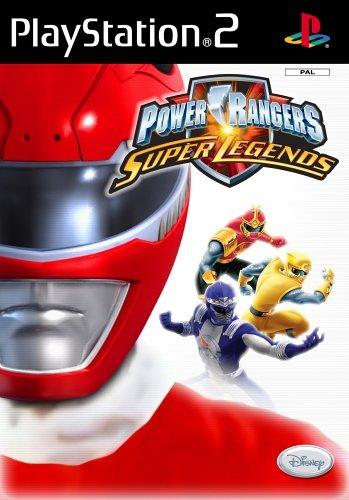 Power Rangers: Super Legends (PS2) by Disney